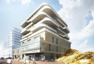 Thumbnail for the project Beach House Scheveningen