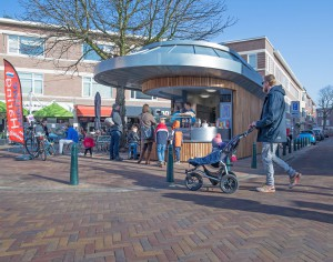 Thumbnail for the project Kiosken Fahrenheitstraat