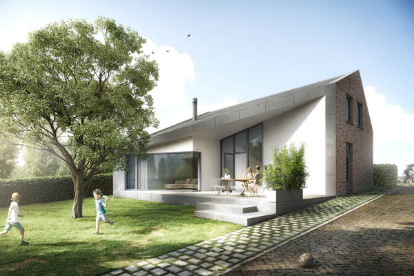 Thumbnail for the project Woningen Hof van Waelsicht
